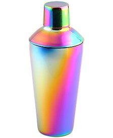 CLOSEOUT! Thirstystone  Rainbow Cocktail Shaker
