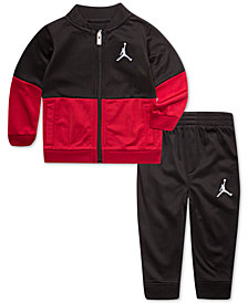 Jordan Toddler Boys 2-Pc. Colorblocked Track Suit Set