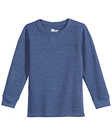 Epic Threads Solid Thermal Shirt, Toddler Boys, Created for Macy's