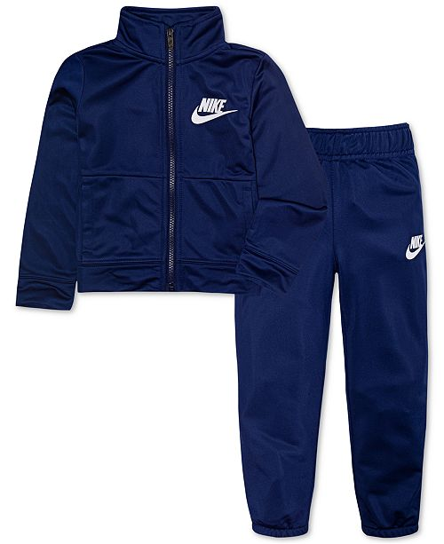 fbbdfc4dc1 Nike Toddler Boys 2-Pc. Track Suit Set & Reviews - Sets & Outfits ...