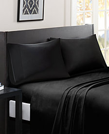 Madison Park Essentials Micro Splendor 4-PC California King Sheet Set
