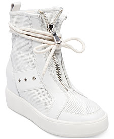 Steve Madden Women's Anton High-Top Sneakers