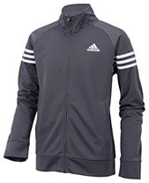 e2b1ceb011f Adidas Track Jackets  Shop Adidas Track Jackets - Macy s