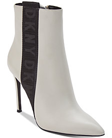 DKNY Renita Booties, Created for Macy's