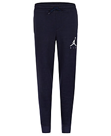 Jordan Big Boys Jumpman Fleece Jogger Pants