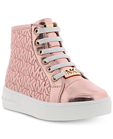Michael Kors Toddler Girls Ivy Comfort Sneakers