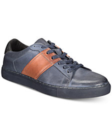Kenneth Cole Reaction Men's Blayde Leather Sneakers