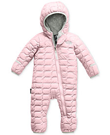 The North Face Baby Girls 18M Hooded ThermoBall™ Bunting