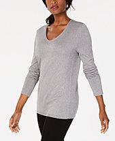 Sweaters Macy's Silver Silver Women's Women's fgatnqHz