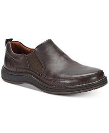 Born Men's Kent Double Gore Leather Slip-Ons