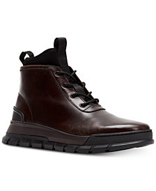 Frye Men's Explorer Leather Chukka Boots