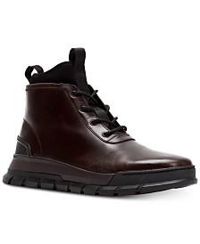 Frye Men's Explorer Leather Chukka Boots