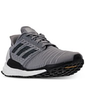 size 40 013e8 e7025 adidas Men s Solar Boost Running Sneakers from Finish Line