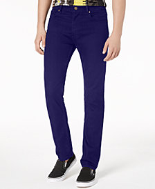 Versace Men's Straight-Fit Denim Jeans
