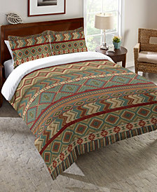 Laural Home Country Mood Sage Queen Comforter