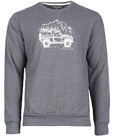 United by Blue Men's Adventure Mobile Graphic-Print Pullover, from Eastern Mountain Sports