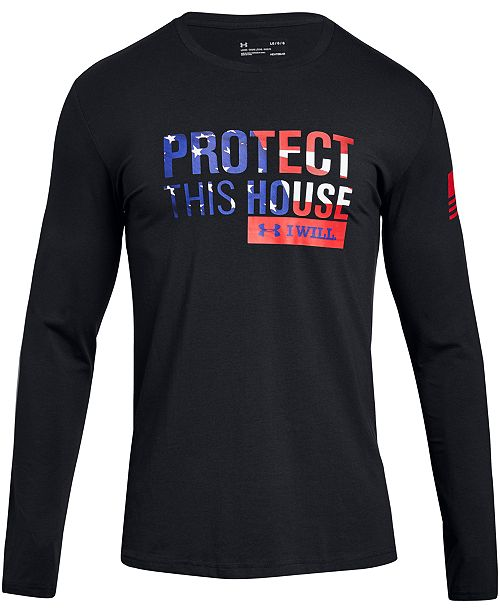 Under Armour Men's Charged Cotton® Graphic T-Shirt