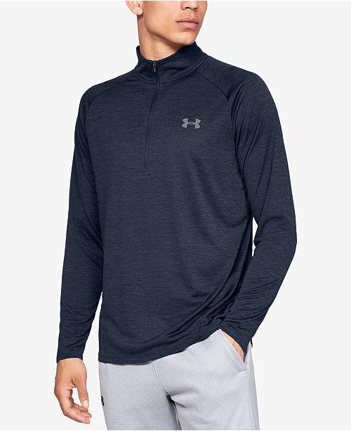 Under Armour Men's UA Tech Half-Zip Pullover