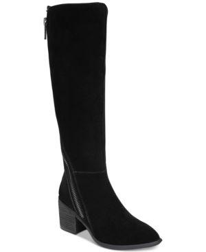 CARLOS BY CARLOS SANTANA | Carlos by Carlos Santana Ashbury Riding Boots Women's Shoes | Goxip