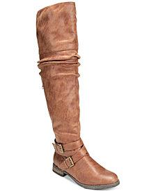 Carlos by Carlos Santana Nina Over-The-Knee Boots