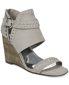 Carlos by Carlos Santana Gadot Wedge Sandals