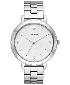 Women's Morningside Stainless Steel Bracelet Watch 38mm