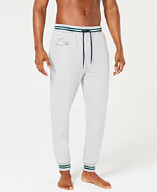 Lacoste Men's French Terry Joggers, Created for Macy's