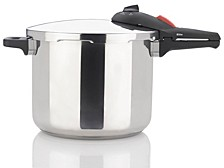 Elite 10-Qt. Pressure Cooker, Created for Macy's