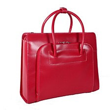 "Lake Forest 15"" Ladies Laptop Briefcase"