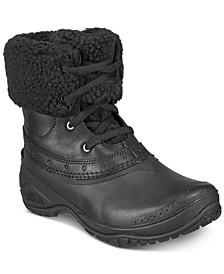 Women's Shellista Cuffed Winter Boots