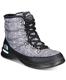 The North Face Women's Thermoball Lace II Booties