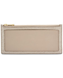 Fossil Shelby Leather Clutch Wallet