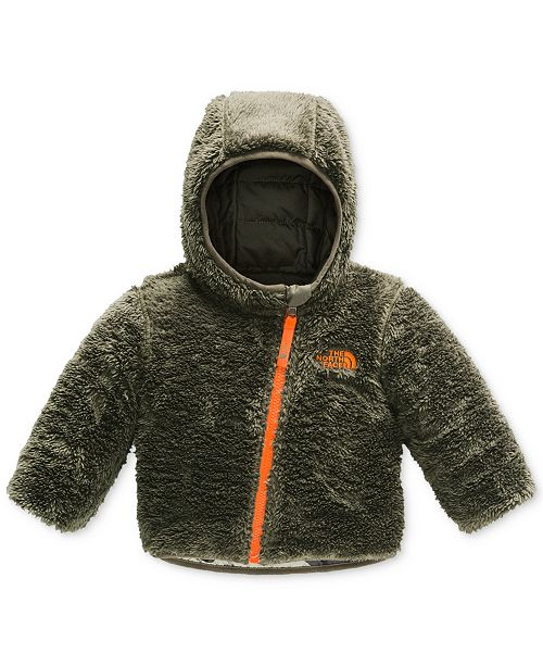 db3ab43df1 The North Face Baby Boys Reversible Mount Chimborazo Hooded Puffer Coat ...