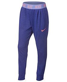 Nike Big Girls Studio Training Pants