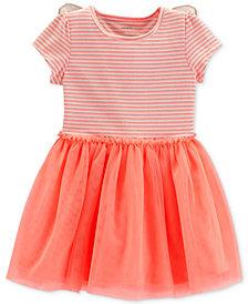 Carter's Toddler Girls Butterfly-Wings Tutu Dress