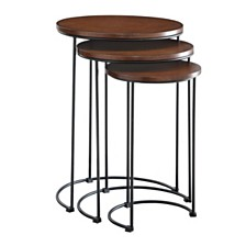 Corey Nesting Tables, Quick Ship