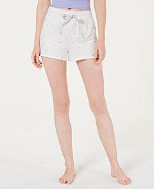 Ande Super-Soft Foil-Printed Pajama Shorts