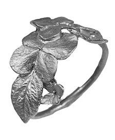 Michael Michaud Hydrangea Napkin Rings