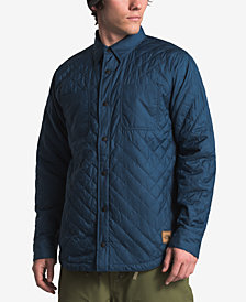 The North Face Men's Fort Point Insulated Quilted Shirt