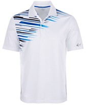 52260a7b Attack Life by Greg Norman Men's Cooper Polo, Created for Macy's
