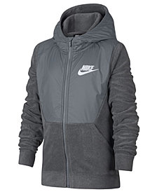 Nike Big Boys Zip-Up Hoodie