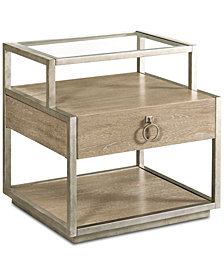 Esme Rectangular End Table