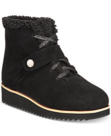 Style & Co Elissaa Cold-Weather Booties, Created For Macy's