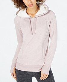 Ideology Fleece-Lined Hoodie, Created for Macy's