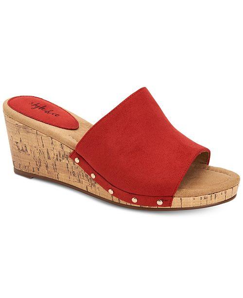 89105b38f49 Style   Co Carinii Platform Sandals