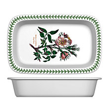 Botanic Garden Rectangle Baking Dish