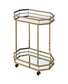 Lacole Serving Cart, Quick Ship