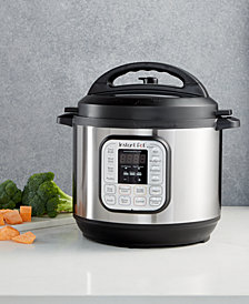 Instant Pot Duo 7-in-1 Programmable Pressure Cooker 8-Qt.