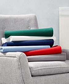 CLOSEOUT! Martha Stewart Collection Cotton Flannel Sheet Sets, Created for Macy's