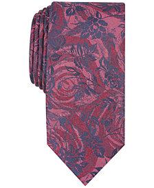 Tallia Men's Harper Floral Slim Tie